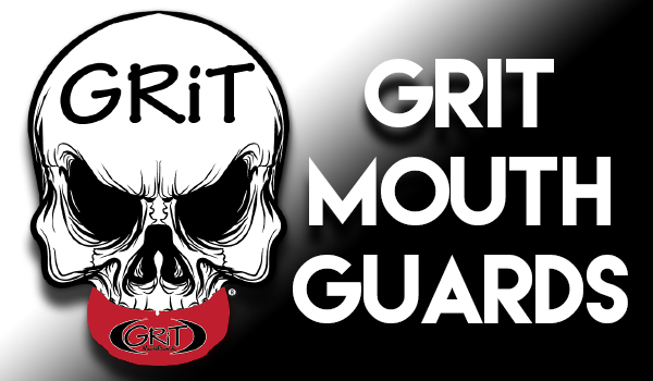 GRIT Mouth Guards